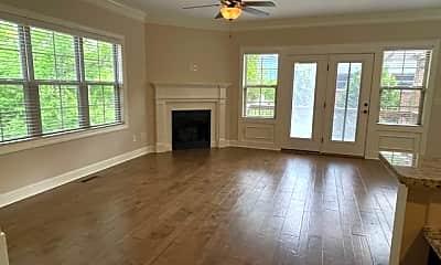 Living Room, 17 Tudor Way, 1