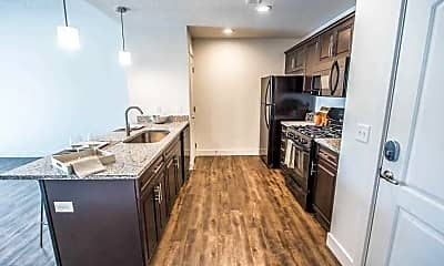 Kitchen, Tower View Apartments, 0