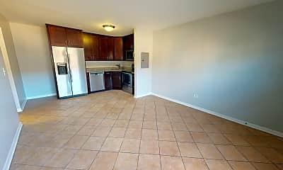 Living Room, 6341 W Belmont Ave 2R, 1