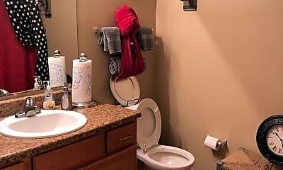 Bathroom, Canal Place, 2