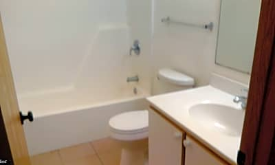 Bathroom, 301 S 4th St, 2