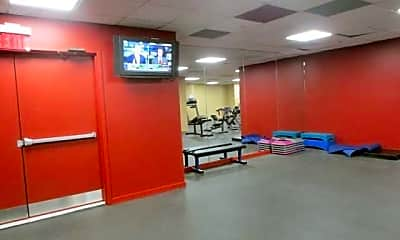 Fitness Weight Room, 1265 15th St 7L, 2