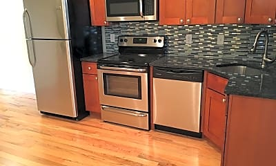 Kitchen, 415 N 41st Street - Unit D, 0