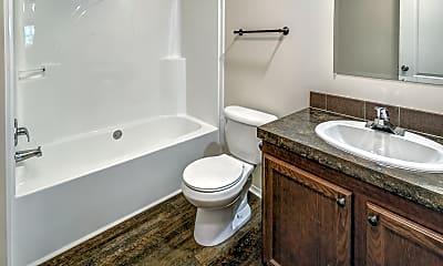 Bathroom, JCF Residences, 2