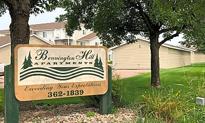 Bennington Hill Apartments, 1