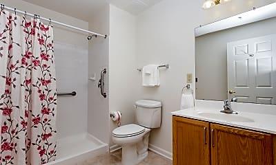 Bathroom, Arbor Crest Senior, 2