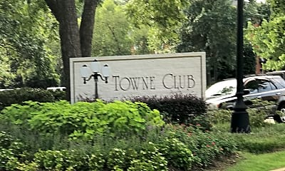 Towne Club, 1