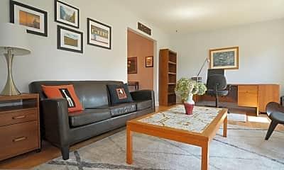 Living Room, 1 Leslie Pl, 1