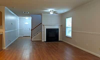 Living Room, 116 Trayesan Dr, 1