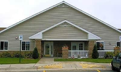 Building, Prairie View Apartments, 0