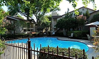 Pool, 2120 El Paseo St 2303, 0