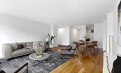 Living Room, 343 E 30th St 10-A, 1