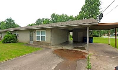 Building, 1102 SE C St, 1