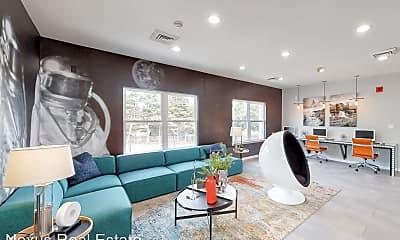 Living Room, 318 Moon Clinton Road, 2