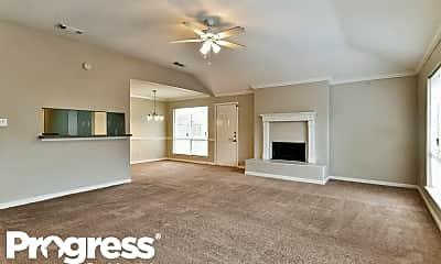 Living Room, 7323 Thistleglen Cir, 1