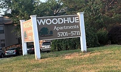 Woodhue Apartments, 1