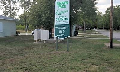 Brown Park, 1
