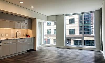 Living Room, 450 S Main St, 0