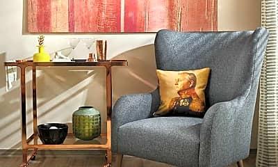 Living Room, Griffis North Creek, 1