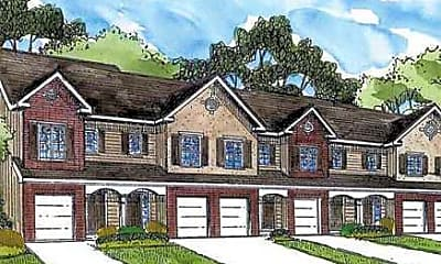 Country Creek Townhomes, 1