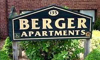 Berger Apartments, 1