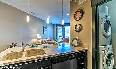 Kitchen, 1010 on the Lake, 1
