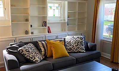 Living Room, 9543 Edmund Ave, 1