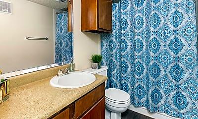 Bathroom, Brady Station, 0