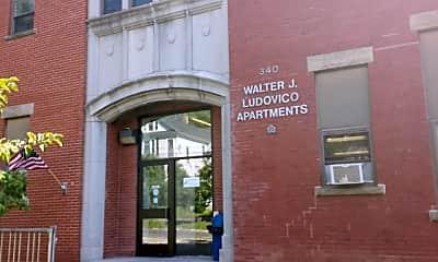 Walter J Ludovivo Apartments, 1