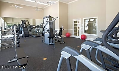 Fitness Weight Room, 7190 Harbour Towne Pkwy, 2