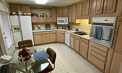 Kitchen, 119 River St, 1