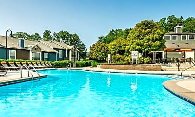 Pool, Colonial Village At West End, 0
