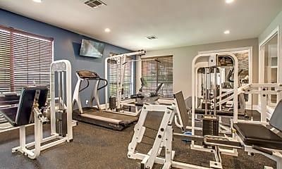 Fitness Weight Room, Exchange 7272, 1