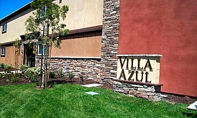 Villa Azul, 0