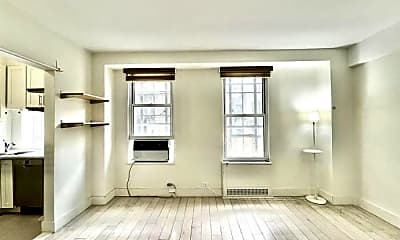 Living Room, 333 W 56th St, 1
