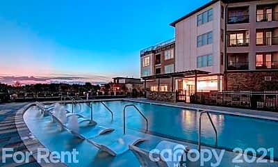 Pool, 6408 Providence Farm Ln A2, 2