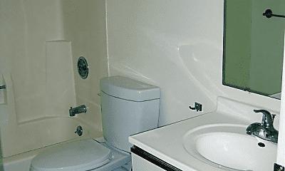 Bathroom, Rock Apartments, 2