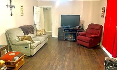 Living Room, 2042 Horton Ave, 1