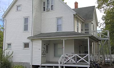 Building, 2218 Walnut St, 2