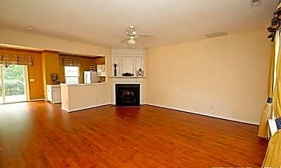 Living Room, 101 Sterling Oaks Ct, 1