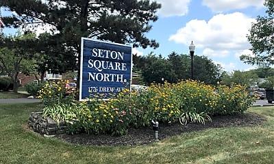 Seton Square-North, 1