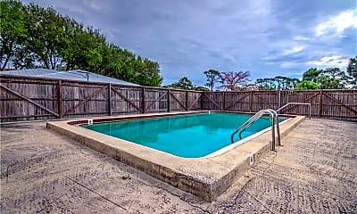 Pool, 10632 Woods Cir 3, 2