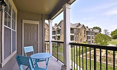 Patio / Deck, The Marquis at Bellaire Ranch, 2