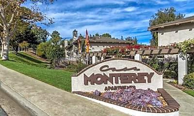 Community Signage, Casa Monterey, 0