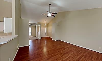 Living Room, 4509 Legend Hollow Lane, 1