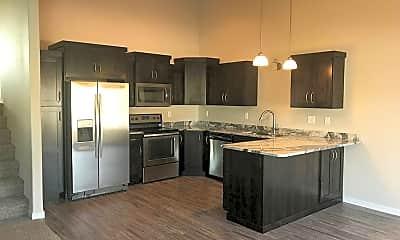 Kitchen, MPM Rental Homes, 2