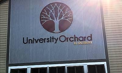University Orchard at Salisbury, 1