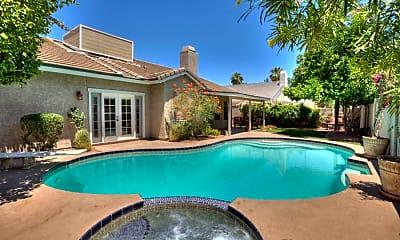 Pool, 9075 E Poinsettia Dr, 1