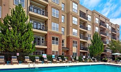 Pool, Apartments At The Arboretum, 0