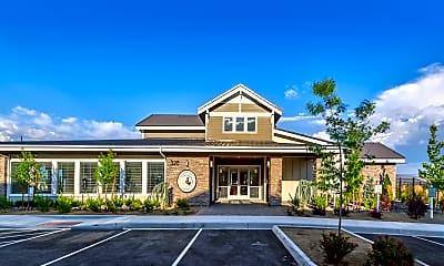 Building, Carson Hills Apartments, 1